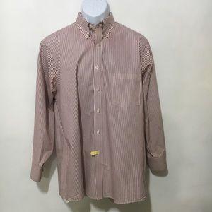 Geoffrey Beene Pinpoint Oxford Dress shirt   C048